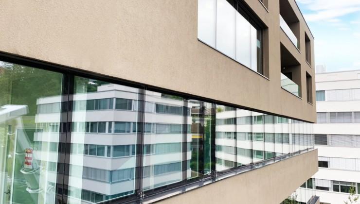 Fassadenreinigung Mühlentalstrasse